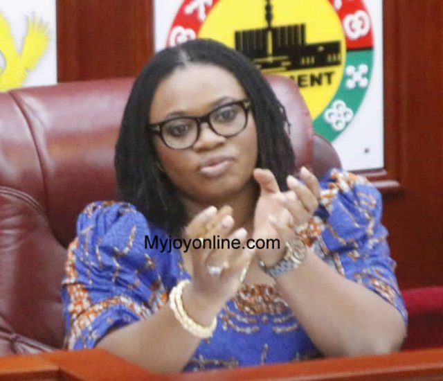 NDC can go and sweep Charlotte Osei's bedroom, we careless- NPP