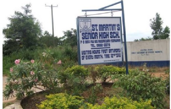 Over 20 students collapse at St. Martins SHS