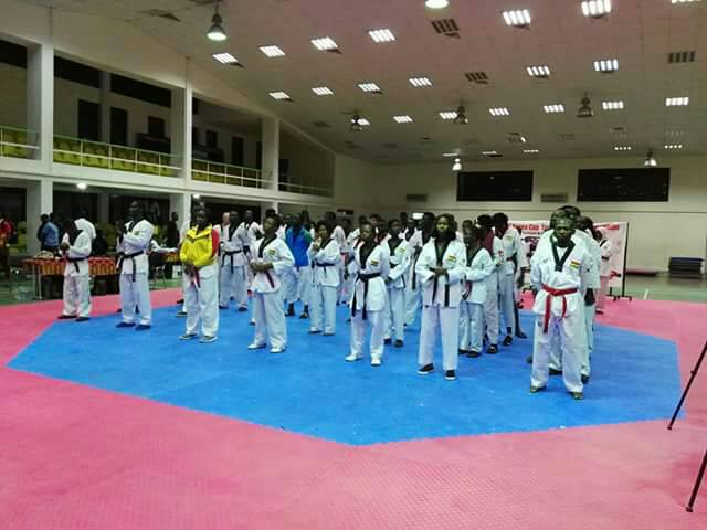 Korean Embassy Lauds Ghana Taekwondo Federation