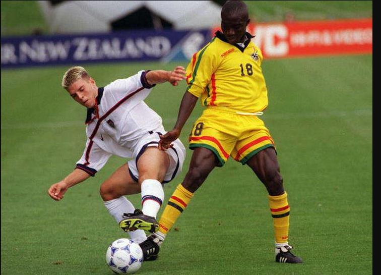 I've never used 'juju' to play football- Don Bortey