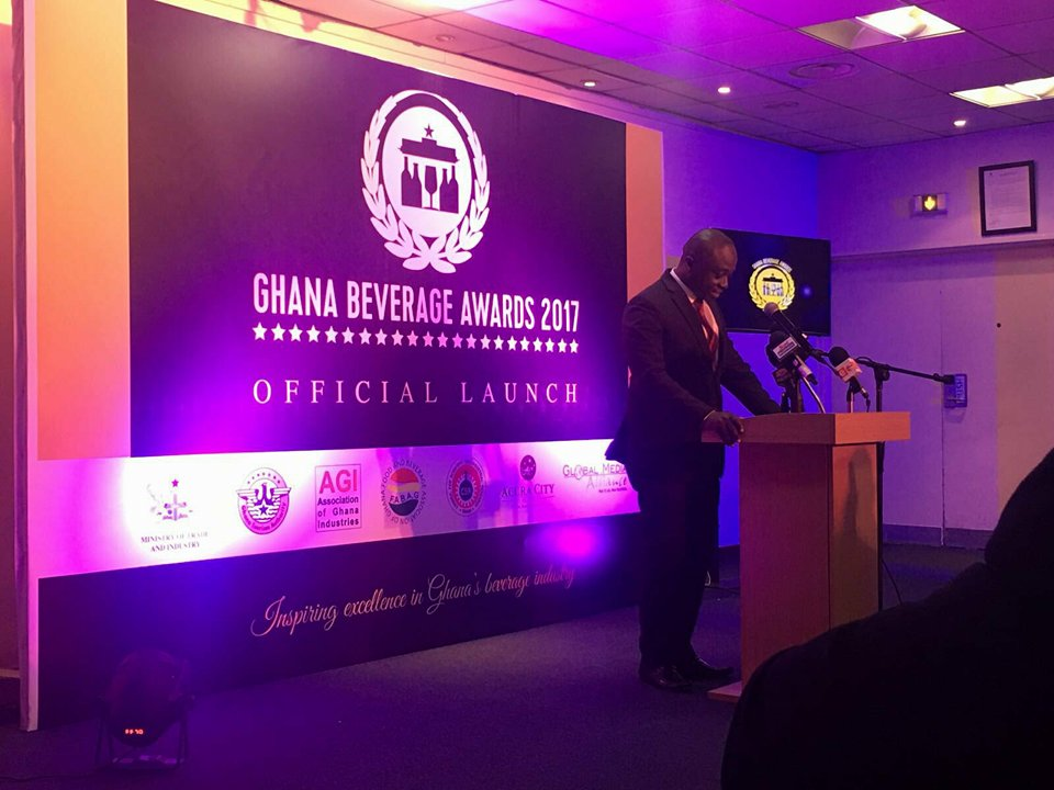 2nd Edition Of Ghana Beverage Awards 2017 Launched With New Categories