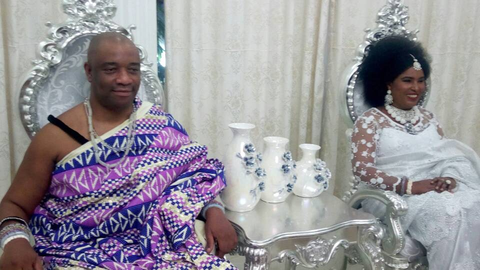 Ga mantse seeks unification of four ruling houses