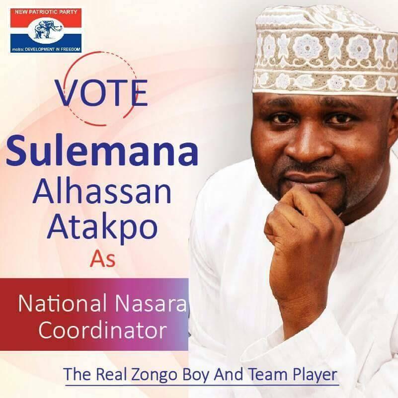 Nasara coordinator aspirant calls for calm