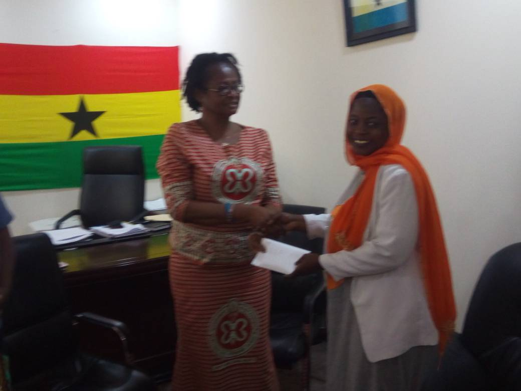 Zongo ministry supports Abuabo less privilege foundation