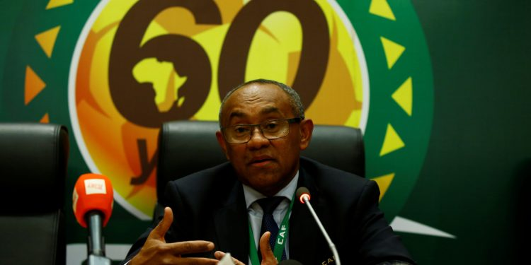 CAF President Ahmad to meet the press today ahead of 2017 Aiteo CAF Awards