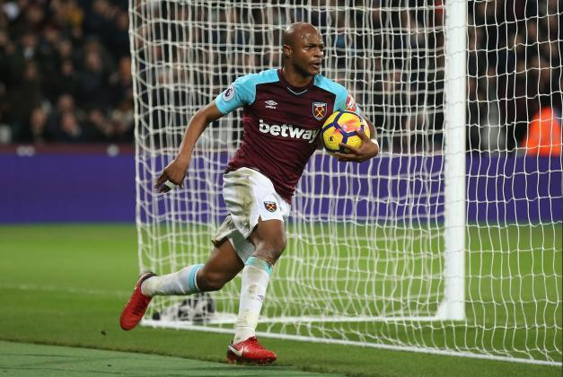 Andre Ayew on the wish list of former club Swansea city