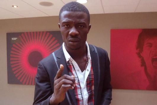 I haven't Quit Acting- Kweku Manu