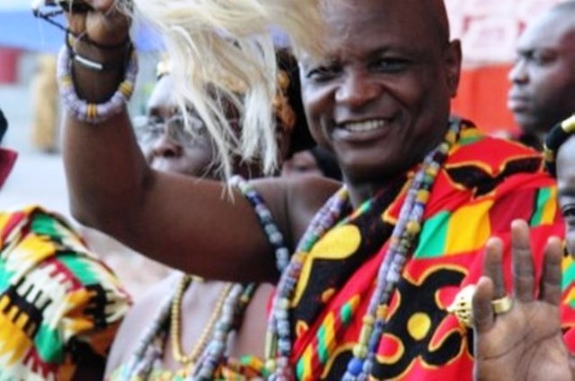 Togbe Afede is not a chief to be followed-Allotey-Jacobs reveals