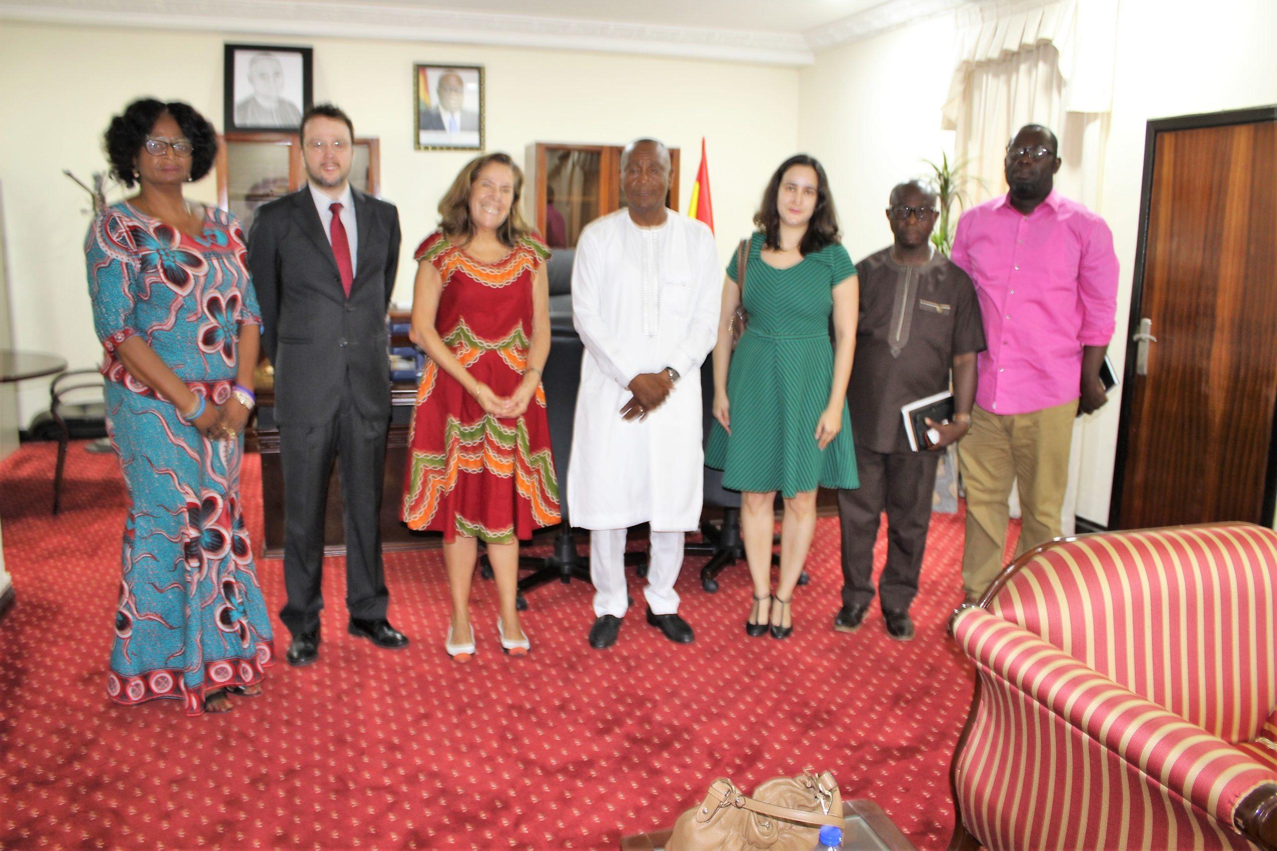 Zongo communities to receive dividends of development-Boniface assures