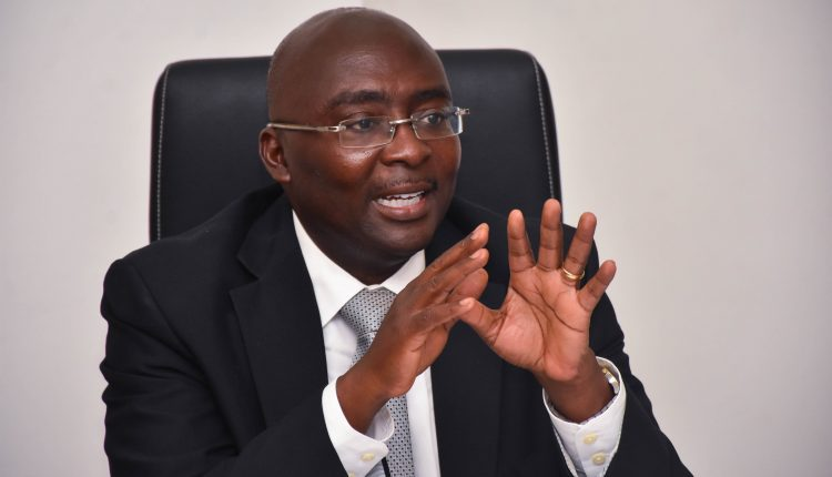 Bawumia will return by end of week – Presidency