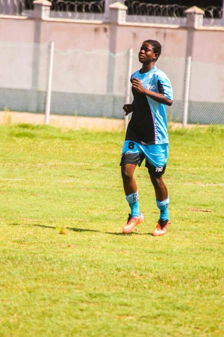 Abdulai Mukarama hopes to lead the Black Maidens to Uruguay