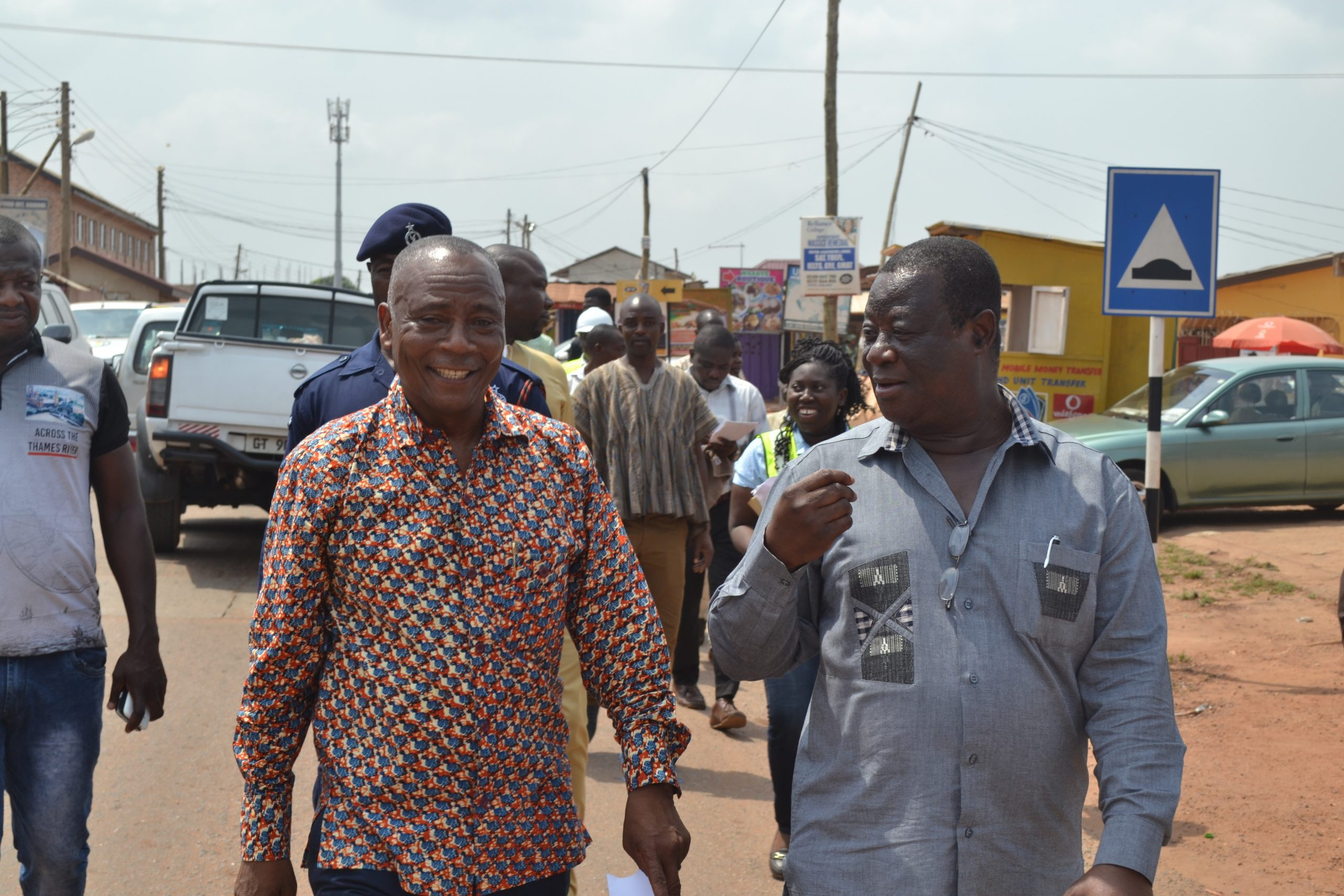 Ghana has 74,000 kilometres of roads to construct-Roads Minister