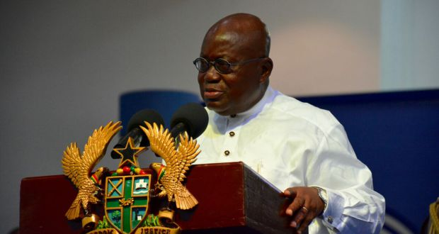 Akufo-Addo to deliver State of the Nation Address on February 8