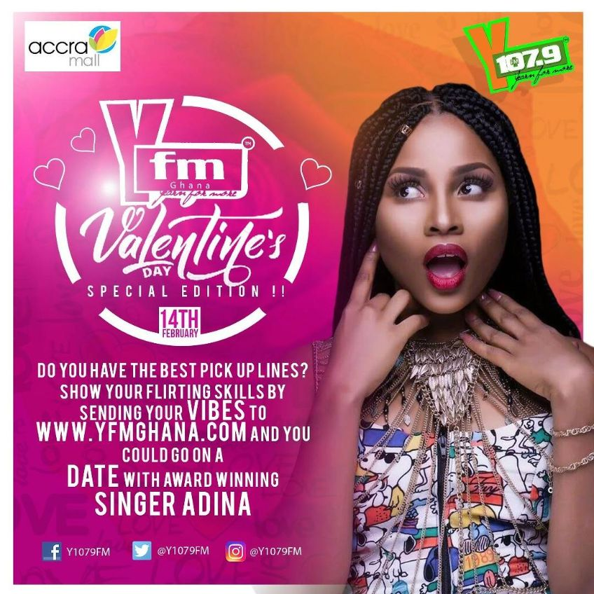 YFM's Y Lounge Goes Live On Vals Day