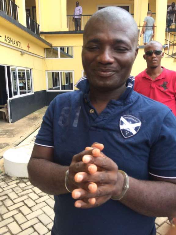 I am not crazy to burn down my house down – Appiah Stadium