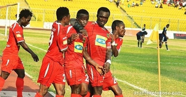 Kotoko players promised 2-bedroom houses if they win Confederation Cup