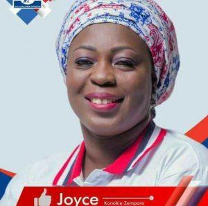 Let's appreciate our rich African names- Madam Joyce Zampare