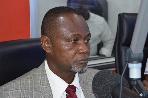 """""""one-man-cracy"""" is killing the NDC party- Nii Amassa Namoale worries"""