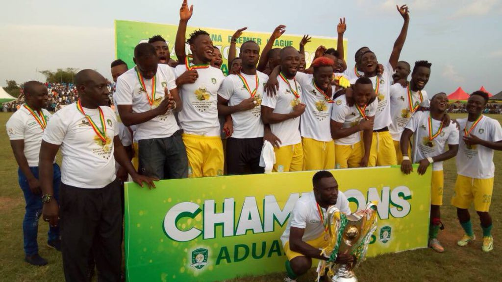 GFA Implores Aduana Stars To Go All Out Against ES Setif In CAF Champions League