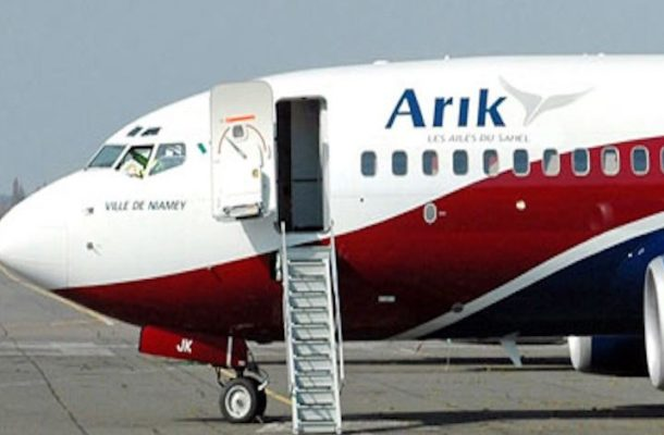 Smoke Forces Nigerian plane To Make Emergency Landing In Ghana