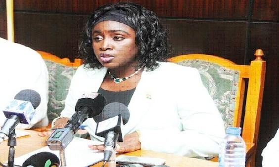 Don't Borrow Again If Ghana Is Beyond Aid- Hannah Bissiw