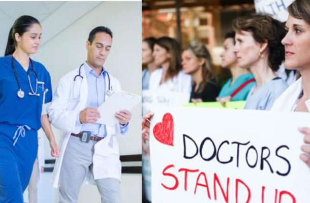 Canadian Doctors Hit Street In Protest Over Salary Increase, Insist They Are Earning Too Much
