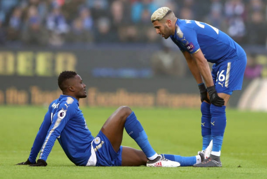 Leicester City Manager Reveals Reason Behind Daniel Amartey's Starting Berth In Bournemouth Draw