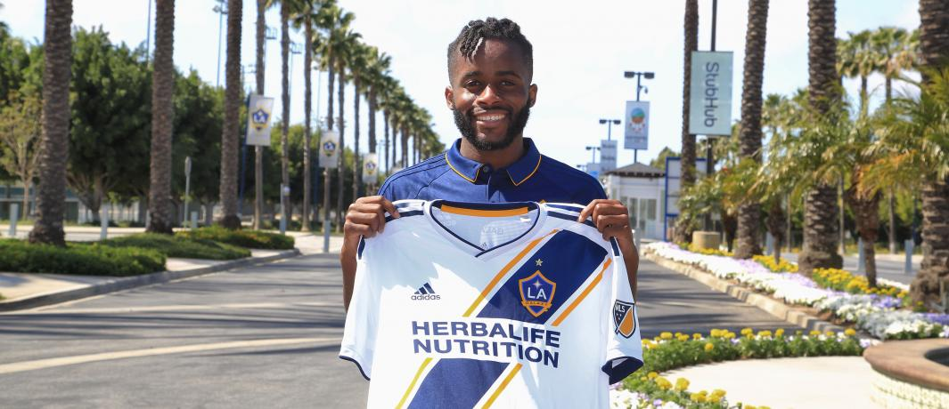 Ghanaian Youngster Emmanuel Appiah Joins LA Galaxy