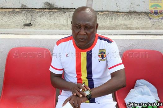 Hearts Of Oak Coach Lifts Lid On Reasons Behind Elmina Sharks Friendly At Cape Coast Stadium