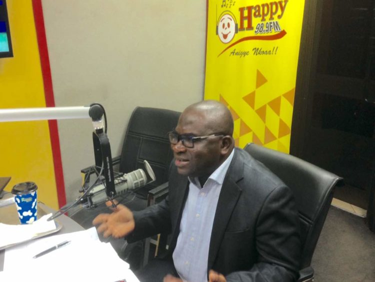 NSA Boss Hon. Sarfo Mensah Targets Five Medal Haul For Ghana At 2018 Commonwealth Games