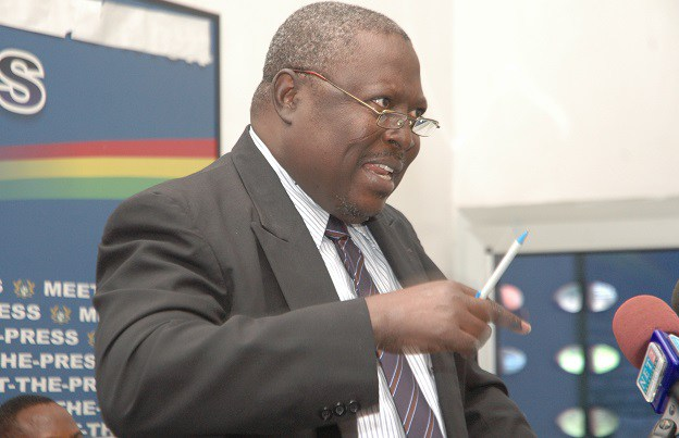 Martin Amidu: NDC want to derail my corruption fight efforts