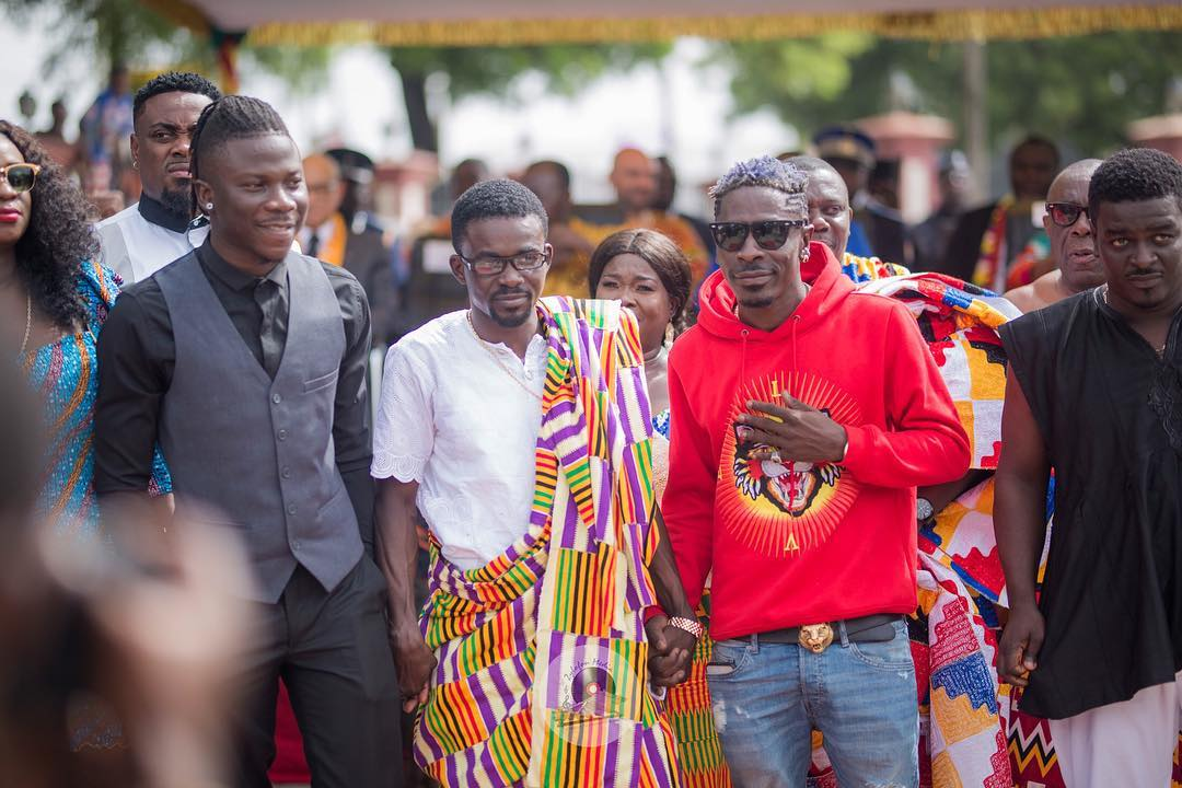 VIDEO: Can Stonebwoy be trusted?