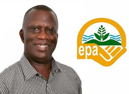 President Akufo-Addo sacks EPA boss