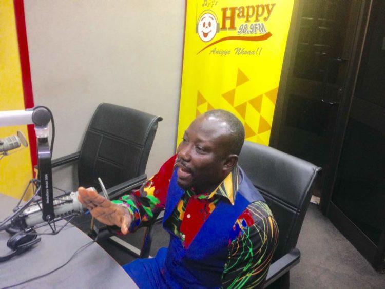 New Edubiase boss Abdul Salam disappointed in Nyantakyi for sacking George Afriyie