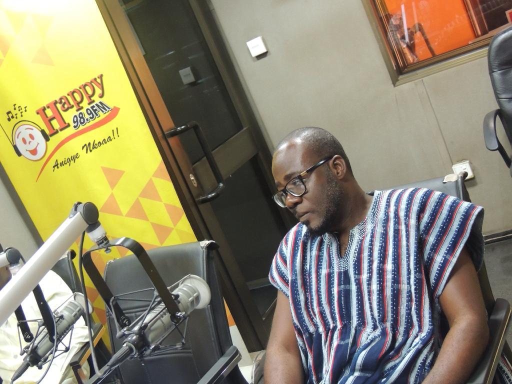 Haruna begged because president Akufo Addo endorses corruption – NDC Communicator
