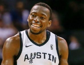 Ghana's Amida Brimah helps Austin Spurs to win in G-League finals