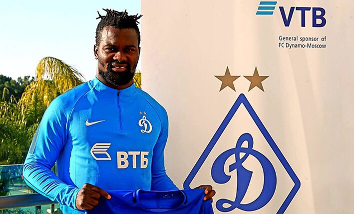 Dinamo Moscow players dedicate victory over CSKA Moscow to bereaved team-mate Aziz Tetteh