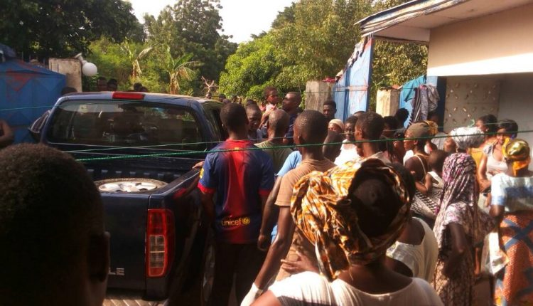 TRAGEDY: Six-year old guns down little brother in Somanya