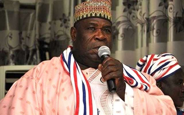 NPP chief Bugri Naabu involved in accident