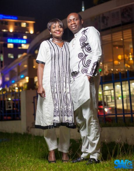 I'm the brain behind my husband's provocative utterances – Counselor Lutterodt's wife confesses