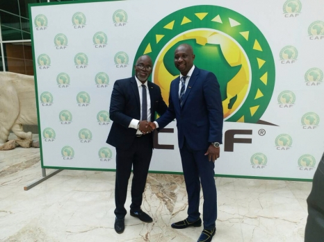 ANOTHER BLOW: Yanked GFA vice capo George Afriyie set to be sacked from CAF position