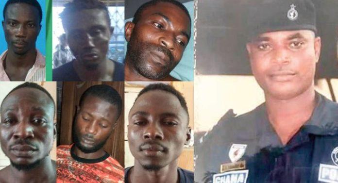 Two Kwabenya jail breakers sentenced