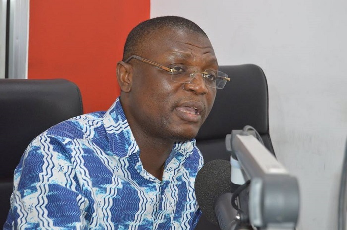 'This government is a waste' Kofi Adams
