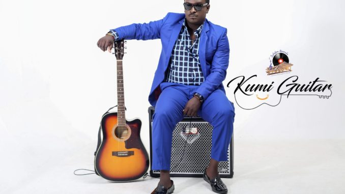 Kumi Guitar confesses: I have children with different women