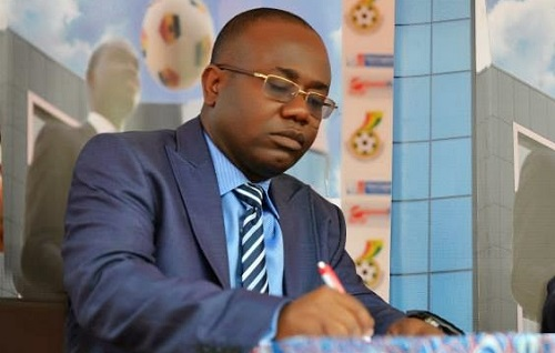 EXCLUSIVE: Kwesi Nyantakyi plots George Afriyie sacking as Eyison, Agyemang wait in the wing