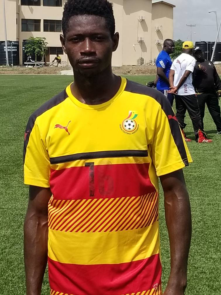 Talented PofMade FC midfielder Michael Zanyoh earns Black Satellites call-up