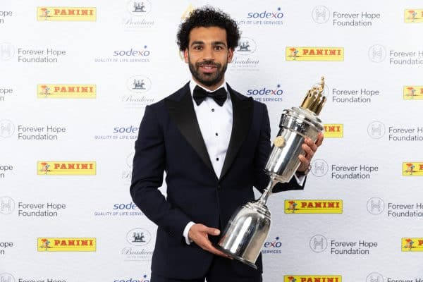 Michael Essien eulogizes 'fantastic' Mohammed Salah