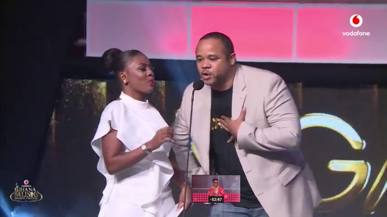 VGMA 2018: TV3 apologizes for 'lost in transmission' just when Nana Aba was on stage