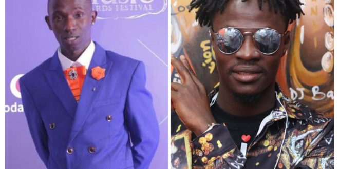 Fancy Gadam tells Patapaa to go and hang himself after 2018 VGMA rant