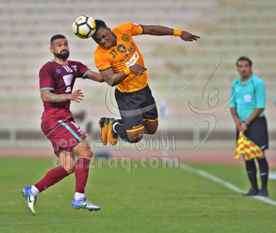 Rashid Sumaila helps Al Qadsia claim 3rd place finish in Kuwait League